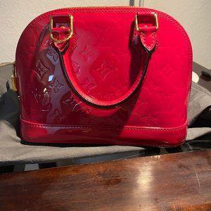Louis Vuitton Alma BB in Indian Rose